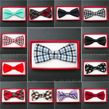 Pre Tied Style BowTie Wedding Bow Tie Necktie for Children Kids Boys Toddler New