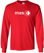 Malaysia Airlines Retro Logo Malaysian Airline Long-Sleeve T-Shirt