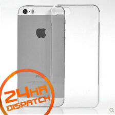 Hot Luxury Ultra Thin Silicone Gel Slim Rubber Case For Iphone5/5s {fO]226