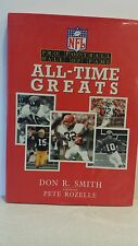 Pro Football Hall of Fame / All-Time Greats - Hard Cover Book ( 1988 )