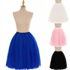 New 5  Layers Wedding Dress Bridal Hoop Petticoat Crinoline Underskirt Slips
