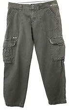 J.CREW Chino City Fit Studded Casual Cargo Pants 6