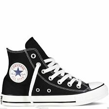 Converse Chuck Taylor All-Star Black/White Unisex Hi-Tops