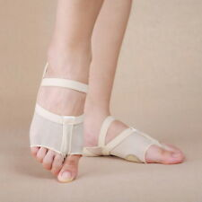 Lyrical Toe Undies Dance Paws Belly Ballet Foot Thong Shoes Cushion Pads LZ