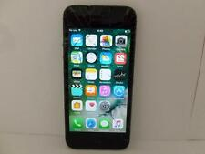 Apple iPhone 5 Black 16GB Smartphone Mobile Phone faulty for spares or repair