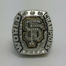 2014 San Francisco Giants World Series Championship Ring 11Size Solid Back