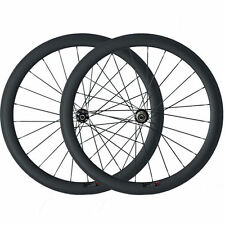 25mm Width 38mm Clincher Carbon Wheels Bicycle Cyclocross Disc Brake Wheelset