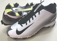 Nike Vapor Keystone 2 Low Stealth Mens Baseball Cleats- Style 684698-100