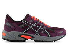 ASICS Women's GEL-Venture 5 Shoe - Dark Purple/Black/Flash Coral