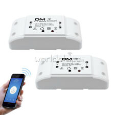 Sonoff Wireless Smart WiFi Home Switch Module DIY fr RF 433Mhz Apple Android/IOS