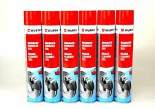 GENUINE WURTH BRAKE CLEANER 750ML SPECIAL OFFER WHILE STOCKS LAST