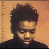 Tracy Chapman by Tracy Chapman (CD, Apr-1988, Elektra (Label))