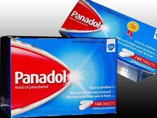 Panadol 500mg Tablets For Pain Relief Of Headache, Cold, Fever And Flu