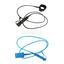 6ft-12ft Surfboard Leash Surfing Stand Up Paddle Safety Board Leash & Cuff Strap