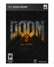 DOOM 3 BFG EDITION PC ACTION NEW VIDEO GAME