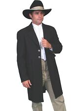 OLD WEST FRONTIER CLOTHING WAHMAKER WOOL TOWN COAT