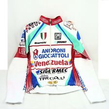 Santini Team Maglia - ANDRONI 2013 Long Sleeve Cycling Jersey - Various Sizes