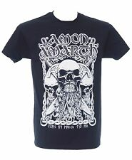 AMON AMARTH - BEARDED SKULL  - Official Licensed T-Shirt - New S M L XL
