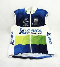 Santini Team Clothing ORICA GREENEDGE Cycling Vest - Various Sizes