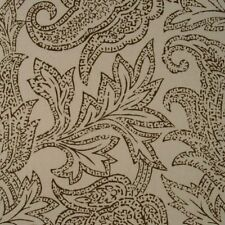 Duralee | Pattern 20988-14 | Toast | Cotton Duck Upholstery Fabric in Brown, Tan
