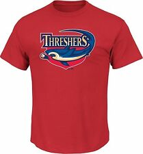Minor League Clearwater Threshers (Phillies Class A) Adult T-Shirt