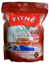 100% Natural Organic Tea Bag Fitne Herbal Drink Weight Loss Management Cleanser