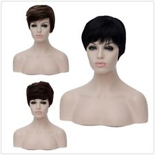 New Party Short Wigs Lolita Natural Women fluffy curly Wig Party lady Wigs Hair