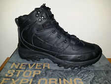 $120 NEW Mens 9.5 The North Face Storm Mid WP Boot BLACK