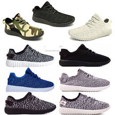 NEW MENS YEZ RUNNING TRAINERS WOMENS FITNESS GYM SPORTS COMFY LACE UP SHOES SIZE