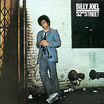 *SEALED AUDIO FIDELITY CD - BILLY JOEL - 52ND STREET NUMBERED # LIMITED EDITION