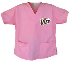 UTEP Scrubs UTEP Miners Shirts & Tops for Women Ladies Great for RELAXING!