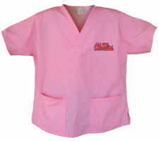 Ole Miss Scrubs University of Mississippi Shirts & Tops for Women Ladies