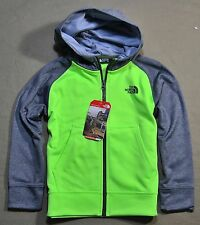 NWT BOYS KIDS THE NORTH FACE SURGENT FULL ZIP JACKET HOODIE COAT SZ XS (6)