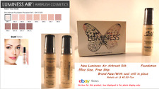 Luminess Airbrush Makeup Silk Foundation - Full Size - 16 ml/ 0.55 oz New SEALED