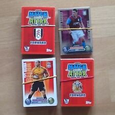 Topps Match Attax Extra 2007/08 Premier League Player Cards 2