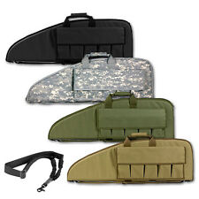 NcSTAR Carbine Tactical Hunting Rifle Magazine Carrying Case Bag Sling COMBO