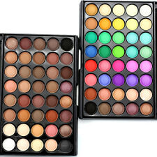 Pro 40 Color Eye Shadow Makeup Cosmetic Shimmer Matte Eyeshadow Palette Set