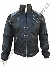 Michael Jackson Beat It Jacket with Removable Sleeves