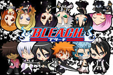 Poster Silk Bleach Kurosaki ichigo Japan Anime Boy Room Wall Cloth Print 131
