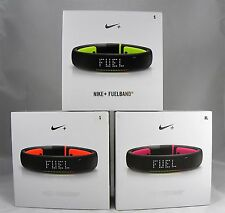 New, Nike + Fuelband Second Edition Fitness Bluetooth Tracker Band