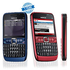 Brand New NOKIA E63 WiFi 3G Camera Unlocked Smart Mobile Phone Various Colours