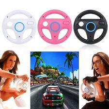 Game Racing Steering Wheel for  Wii Mario Kart Remote Controller Neu HM