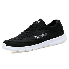 Mens Fashion Big Size Casual Running Shoes Non Slip Breathable Walk Sports Shoes