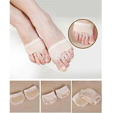 Foot Thong Toe Undies Ballet Dance Paws Metatarsal Forefoot Half Cushion