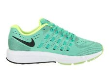 Nike Air Zoom Vomero 11 Womens Size Green Glow Running Shoes 818100 300