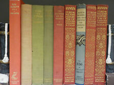 Vintage Everyman's Library - 9 Books Collection! (ID:47185)