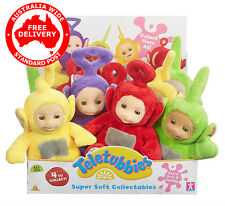 Teletubbies Super Soft Plush Toy - 4 Colours - Fast Shipping - Aussie Outlet