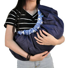 Newborn Wrap Baby Carrier Sling Multifunctional Durable Pouch Bag Infant Organic