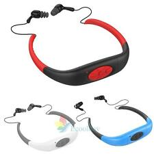 Waterproof Sport Stereo MP3 Player with FM Radio for Swimming Surfing #buy