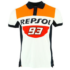 Honda Repsol Marc Marquez 93 Moto GP Panel Polo Shirt Official 2017